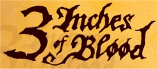 three inches of blood a hard metal thrash hardcore band from vancouver, british columbia