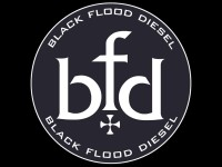 black flood diesel of minneapolis, metal, hardcore, and industrial band