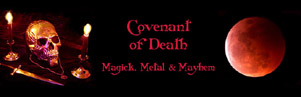 covenant of death music scene site