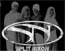 split nixon rock and altnerative band from ashland kentucky