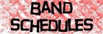 band and live event schedules for minnesota area